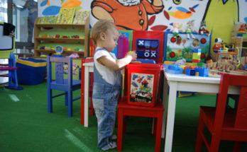 детский сад для матерей одиночек по льготе.