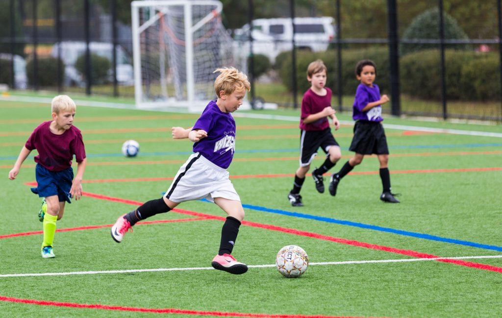 В спортивной смене в лагере Московская смена дети будут сдавать нормы гто.