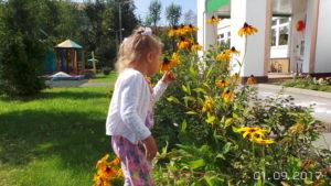 Ребенок и детский сад.