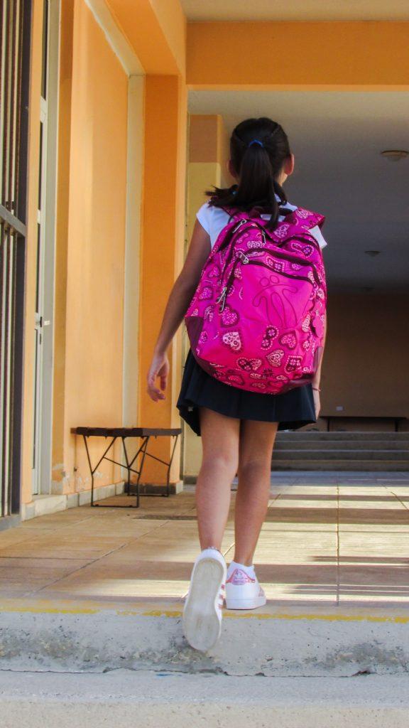 Льготы когда ребёнок поступает в школу.