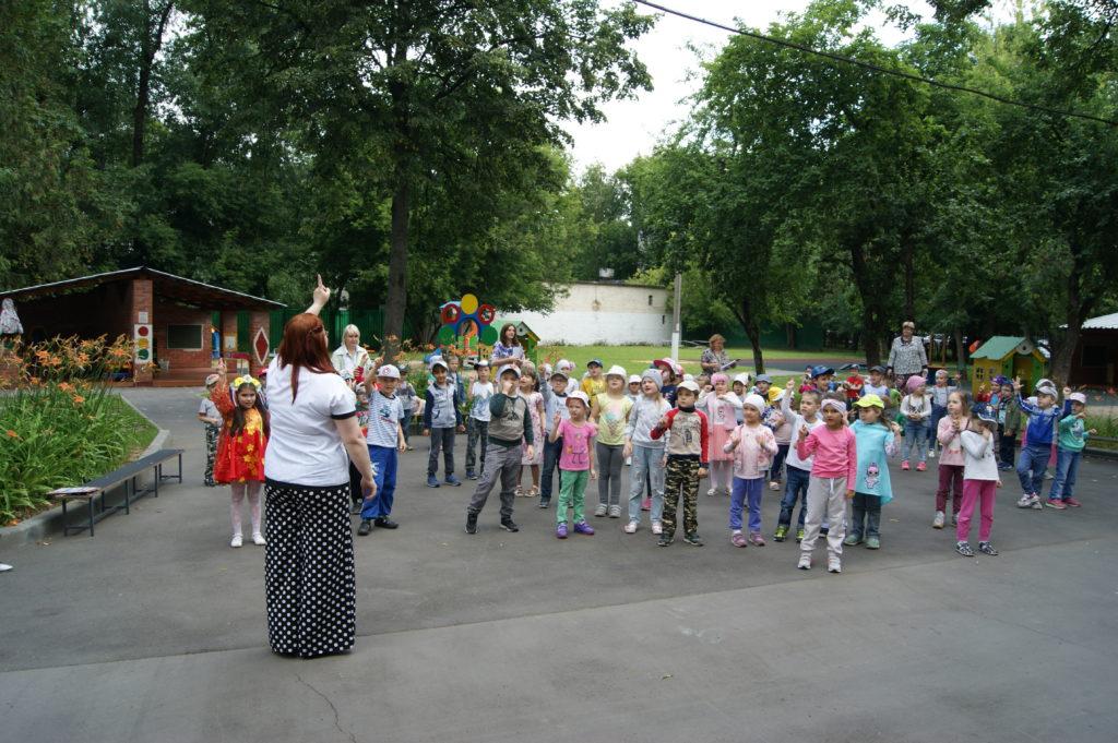 места в детский сад в москве