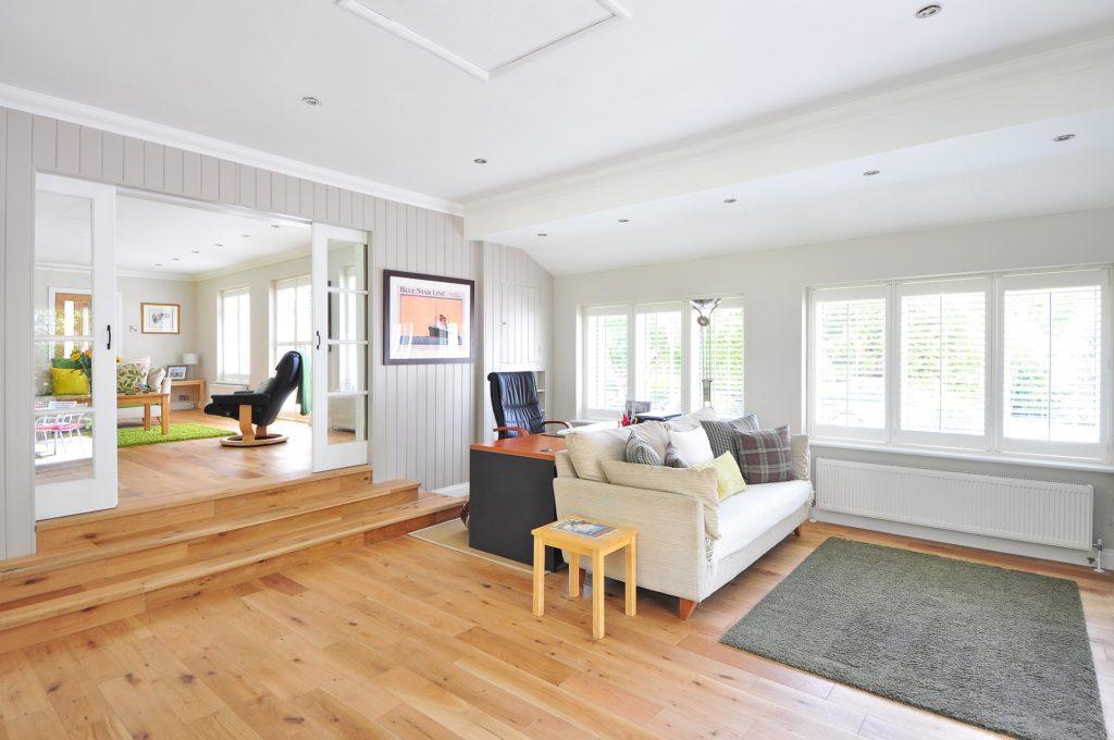 построенный дом для деревянной ипотеки