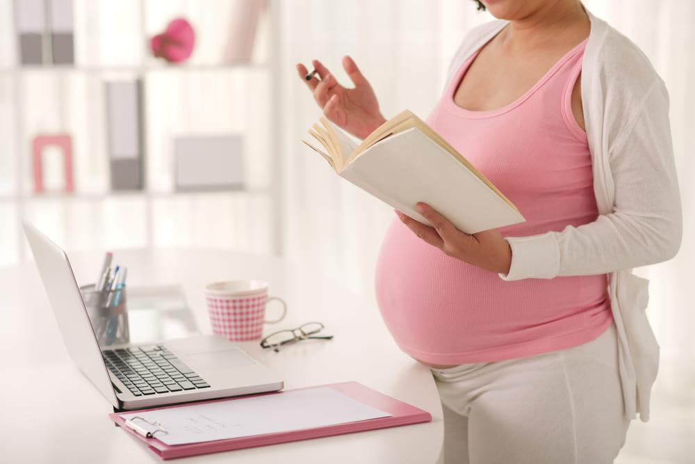 сокращенный день беременным