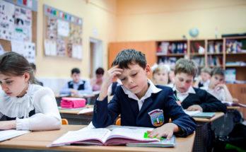 сколько длится урок в школе