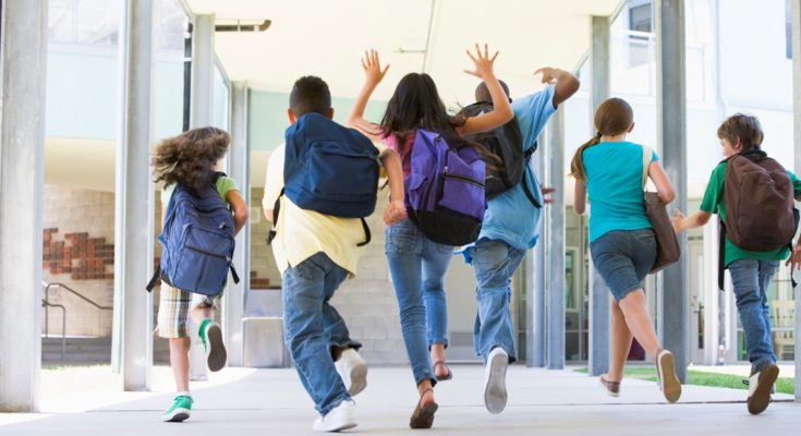 расписание каникул в школах