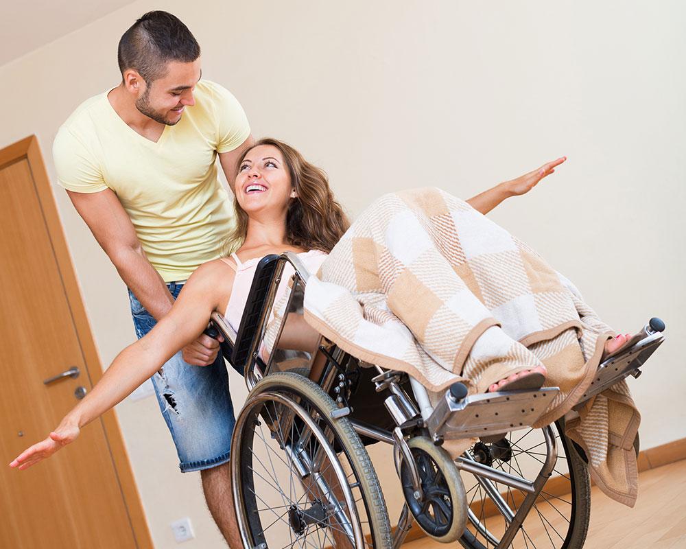 Льготы опекунам инвалидов. - Права семей
