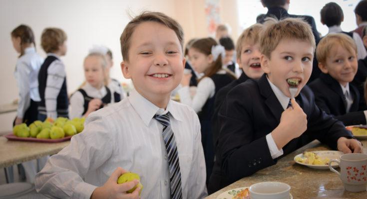 льготы на питание школьникам
