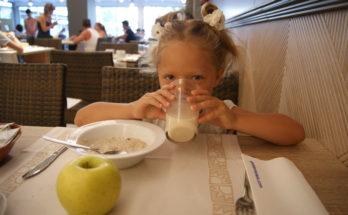 молоко за вредный труд