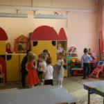 Детский сад: ребенку 7 лет.